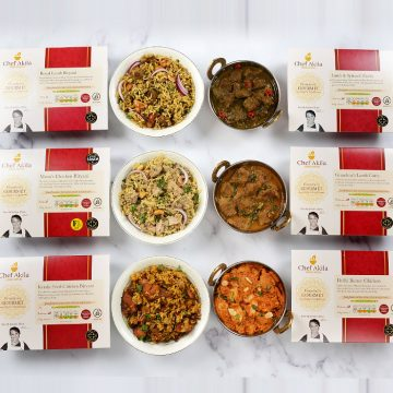 MEAT LOVER'S CURRY BOX